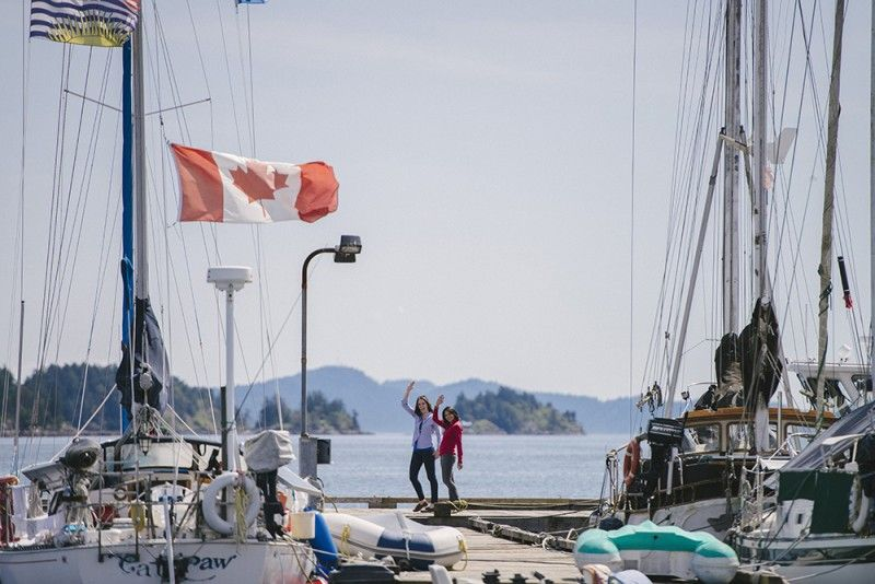Lots to do on Salt Spring Island, credit Canadian Tourism Commission