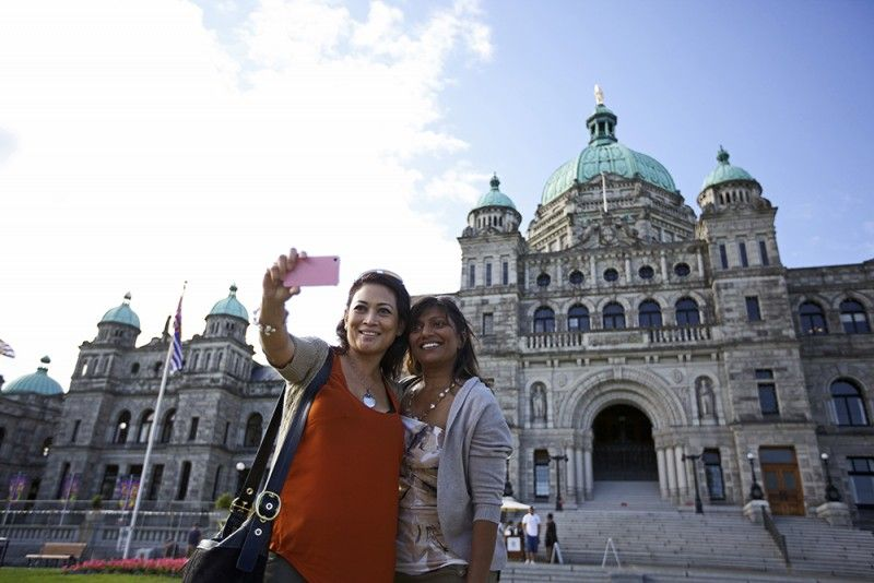British Columbia Legislative Assembly, credit Canadian Tourism Commission