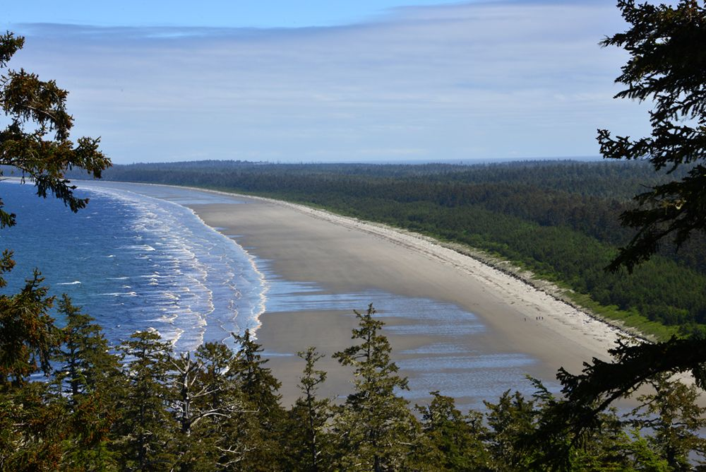 North Beach, near Masset, credit Destination BC/Guy Kimola