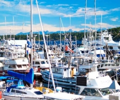 3 marinas to choose from