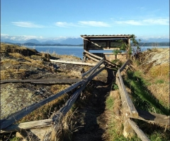 Mittlenatch Island Bird Blind - credit Renea Sumner