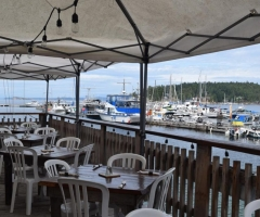 Powell River Lund Boardwalk Cafe