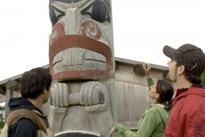 Traditional culture is alive in Haida Gwaii, credit Canadian Tourism Commission