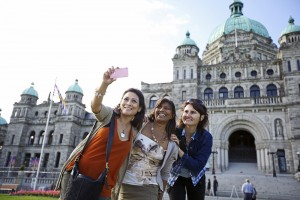 Victoria, capital of British Columbia, credit Canadian Tourism Commission