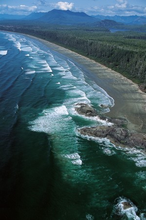 Pacific Rim National Park, credit Russ Heinl