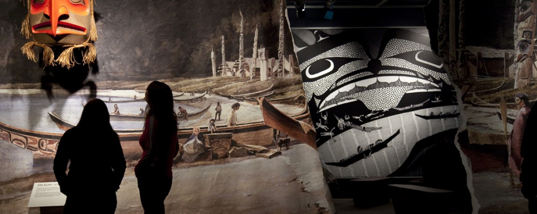 Haida Heritage Centre and Museum in Haida Gwaii, credit Aboriginal Tourism BC