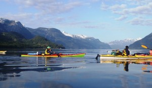 Travel in First Nations Traditional Territories