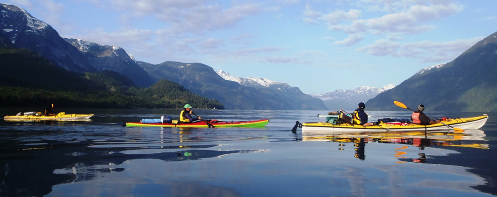 Journey to Princess Louisa Inlet, credit Talaysay Tours