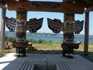 Nuyumbalees Cultural Centre Campbell River