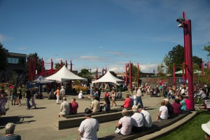 Spirit Square and Maritime Heritage Museum Campbell River