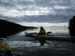 kayaking Gulf Islands ahoybc.com