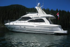 buying a boat in BC